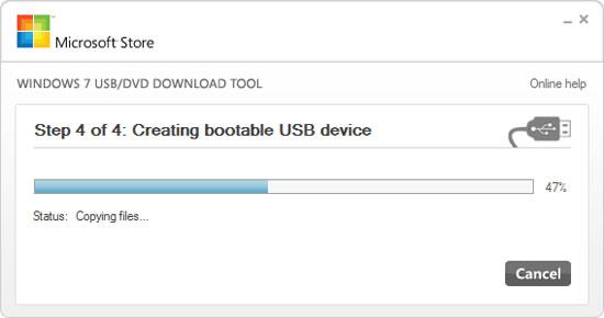 Скачать Windows 7 для нетбука